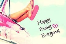 Monday & Friday