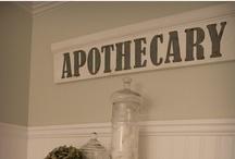 Apothecary / by Rebbecca Richmond