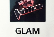 Voice Glam / See what's inspiring the hair and makeup team for Season 3 of NBC's The Voice. #voiceglam