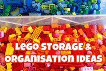 LEGO / by Nicole Kiska at Usborne Books