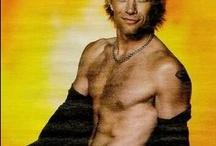 Bon Jovi - Hot!!!!! / by Debbie Dennis