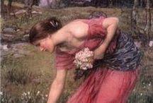 Pre-Raphaelites  / by Maureen