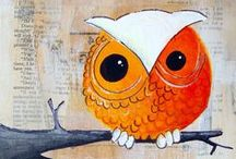 Owls / by Nicole Kiska at Usborne Books