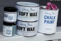 Annie Sloan Chalk Paint / by Julie Potter