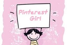 Pinterest Girl / by Maureen