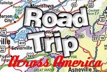 Road Trip Across America! / by Maureen
