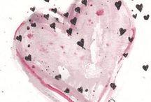 Pink & Black / by Maureen