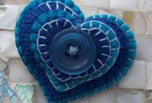 Blue / by Maureen