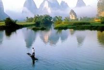 China trip plan / by Eunice Han