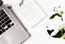 """Blogging // / Managing a blog can be quite overwhelming.  If, like me, you need blogging tips, new blogging ideas, and as many blogging """"how to"""" and """"101"""" style posts that you can get your hands on, then this board is for you."""