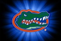 Florida Gators / by Kathy Merlino