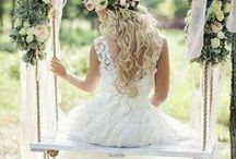 Bridal Gowns / by Maureen