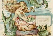 Mermaids / by Maureen