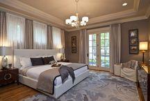 Bedrooms / by Meagan Disney