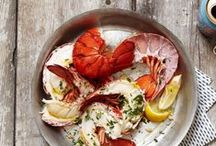 Fish // / Sustainable fish and seafood recipes.