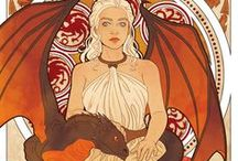 ::The Board of Thrones:: / Game of Thrones love / by Nicole Kiska at Usborne Books