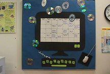 Classroom Decor / by Meagan Disney