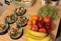 Healthy eating / by Meagan Disney