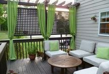House - Outdoor spaces