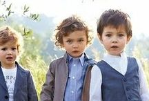 Handsome // / If little boys stayed clean, this is what they would look like. Handsome fashion for younger boys.
