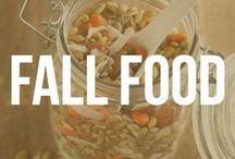 Fall Food / Food & snacks for Halloween/Thanksgiving