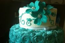 Fancy Cakes / by LaDonna