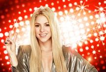 Meet #TeamShakira / Watch Team Shakira form through the Blind Auditions.