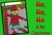 Ho, Ho, Ho in the Classroom
