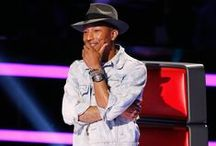 #WelcomeGwenAndPharrell / Welcoming our new Voice coaches, Gwen Stefani & Pharrell Williams! / by The Voice