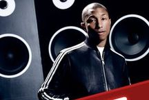 Meet The Artists: #TeamPharrell / These are the voices Coach Pharrell turned for... / by The Voice