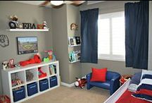 Tyler's Big Boy Room / by Jessica Chappell