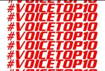 #VoiceTop10 / One step closer to being #TheVoice champion! / by The Voice