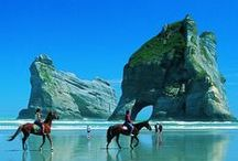 Places to go - New Zealand