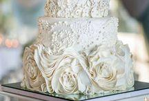 Possible Wedding Cakes / Wedding Cakes
