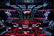 Setting the Stage for Season 8 / Get a closer look at the beautiful set design on Season 8 of The Voice.  / by The Voice