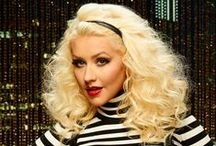 #TeamXtina / Meet the artists Christina Aguilera turned her chair for!
