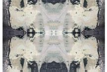 BRADLEY: Lindsay Cowles / Incredible wall papers and fabrics derived from Lindsay Cowles original artwork