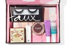 BEAUTY - subscriptions / there are just so many boxes.