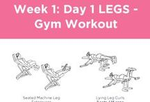 Legs (Glutes, Booty, & Hamstrings) Workouts
