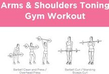 Shoulders, Chest, & Triceps Workouts