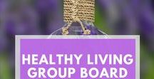All About Healthy Living Group Board / Tip, tricks, habits and ideas for a healthy living. Healthy diet plans, tasty recipes, natural healing recipes, stress relief, relaxation techniques, and more. One pin a day limit - no spamming and no duplicates! Add only high-quality vertical pins and re-pin one pin from the board for every single one you add. Send me a PM for an invitation.