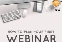 Webinar Tips & Tricks
