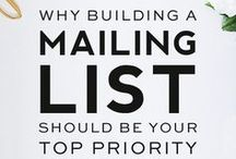Email List Building & Funnels