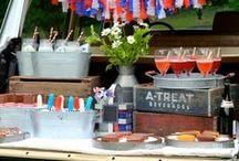 Fun Party Ideas / by Christine (www.idigpinterest.com) I Dig Pinterest