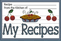 Recipes / by Lietta Ruger