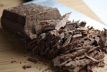 Chocolate / by Britt van den Arend