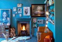 Blue / by Britt van den Arend