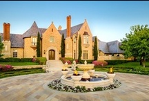 Marvelous Mansions / Phenomenal luxury mansions and resort-style homes right here in Dallas, Texas!  See more at http://updatethemetroplex.com / by Update Dallas