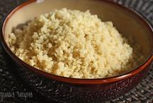 Quinoa Recipes / by Lietta Ruger