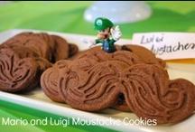 Mario Brothers Birthday Party / by Everyday Treats